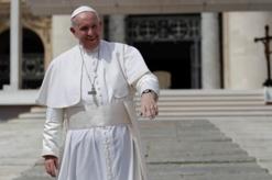 The Pope got Stuck